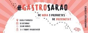 Cartell del #Gastrosarau