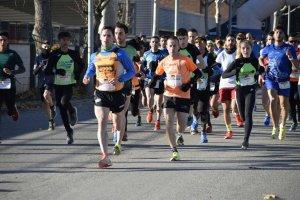 Imatge de la darrera marató a Artesa
