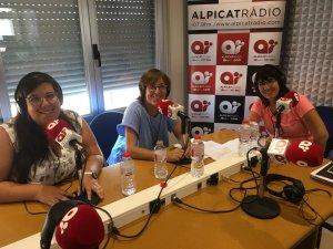 Imatge de ràdio Alpicat