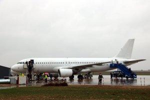 Imatge general de l'avió organitzat pel touroperador Quality Travel