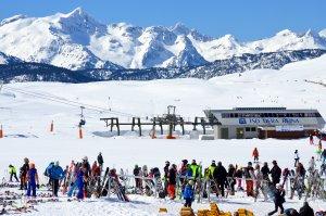 Pistes d'esquí de Baqueira Beret
