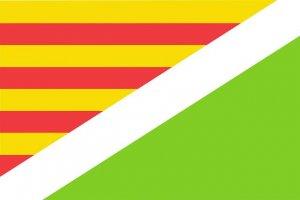 Proposta 1 per convertir-se en la nova bandera de les Borges Blanques.