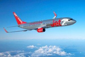 Un avió de la companyia britànica Jet2.com