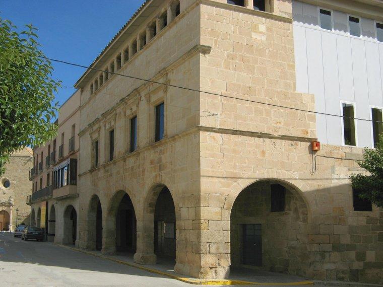 Imatge de l'Ajuntament de Linyola