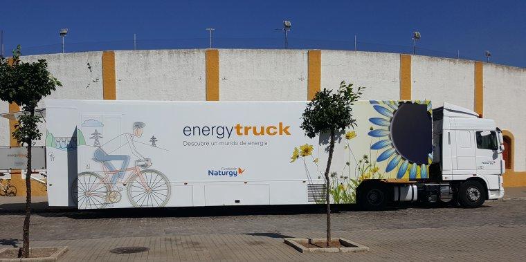 Imatge del camió