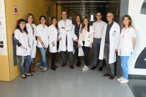 Imatge de l'equip d'investigadors de l'IRBLleida