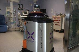 Imatge del robot de neteja