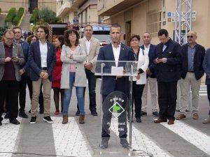 L'alcalde d'Alcarràs, Miquel Serra