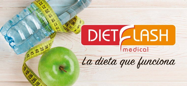 Cartell de DietFlash Medical