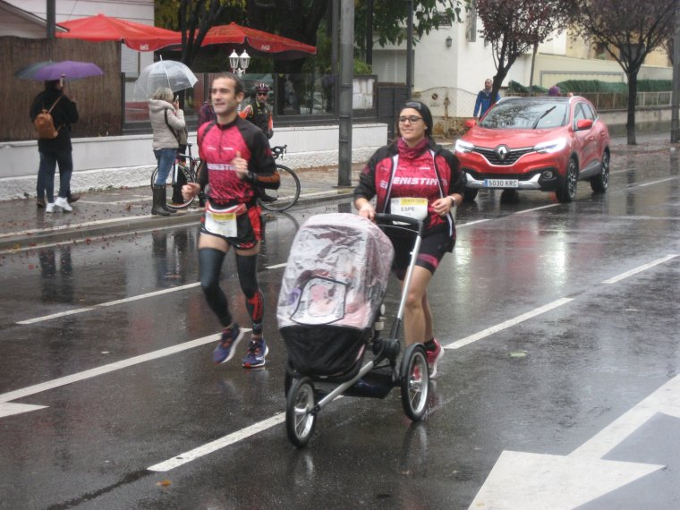Imatge de la cursa