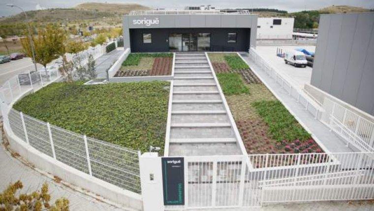 Imatge de la nau de Sorigué a Madrid