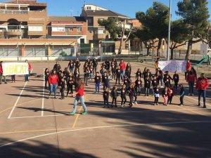 Imatge de la flashmob de l'any passat