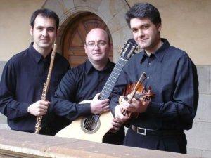 Imatge del Trio Palatino