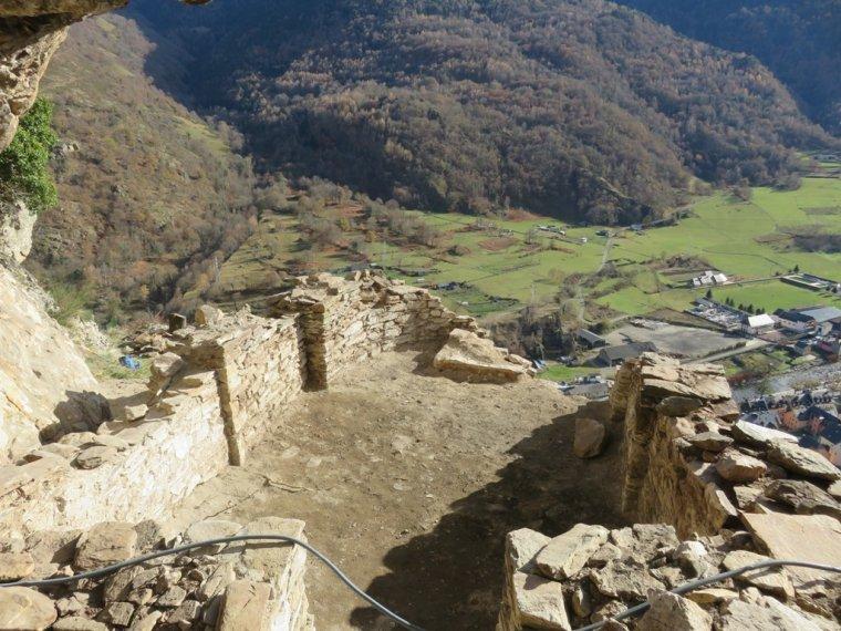 Imatge de l'església