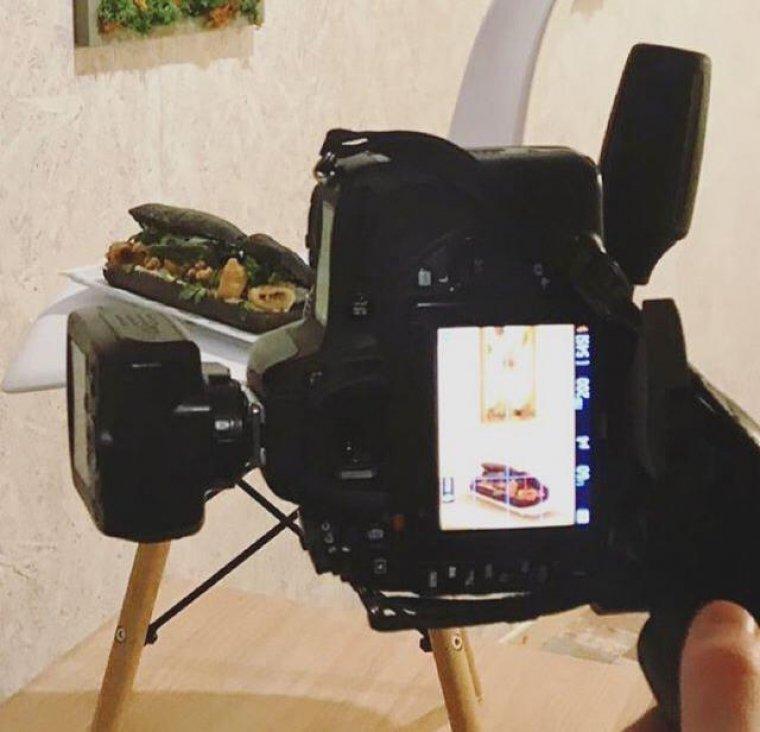Imatge d'una sessió de fotos als bocates de Bokadium