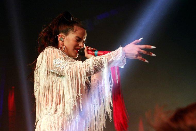 L'actuació de Rosalía al Sónar