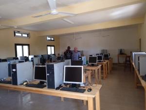 Imatge de l'aula
