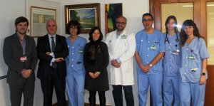 Equip mèdic Arnau de Vilanova de Lleida