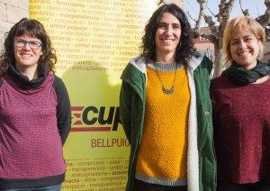 Candidates de la CUP a Bellpuig