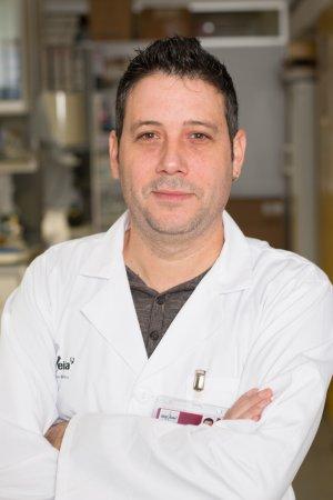 L'investigador José Manuel Valdivielso