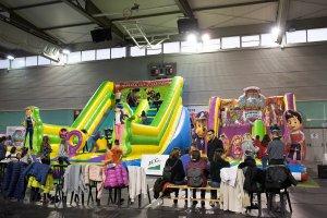 Imatge del parc de nadal de Torrefarrera