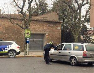 Policia local de Solsona