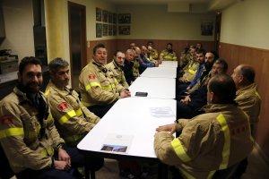 Bombers voluntaris de Lleida