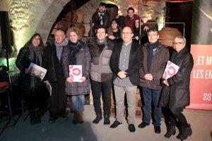 Pla obert de la presentació de Cervera Capital de la Cultura Catalana