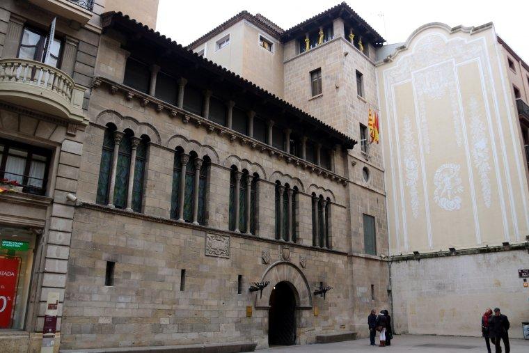 La Paeria de Lleida