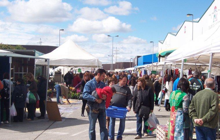 Imatge del mercat de Torrefarrera