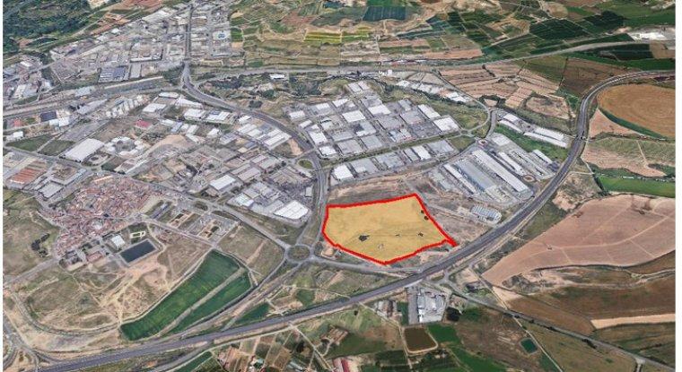 Terrenys SUR-41 a Lleida