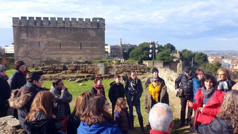 Més assistents al Castell dels Templers