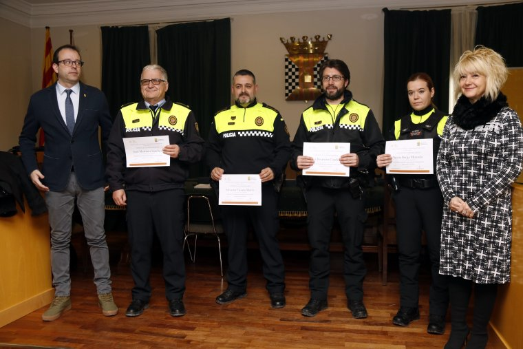 Policia Local de Mollerussa