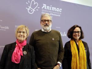 L'alcalde de Lleida, Fèlix Larrosa