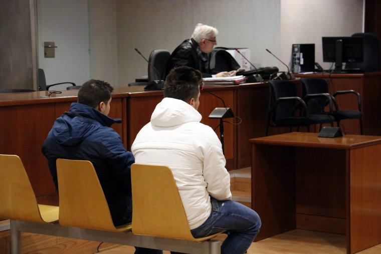 Acusats a l'Audiència de Lleida
