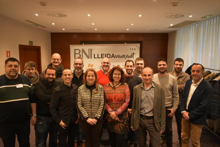 Membres actuals de BNI Lleida.