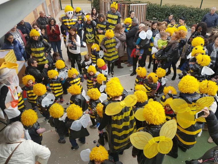 Carnaval a les Borges