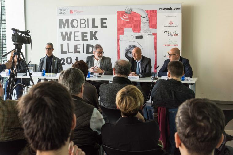 Mobile Week a Lleida