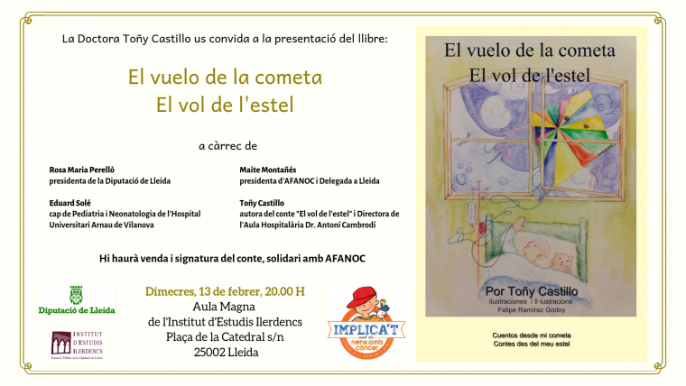 Invitació Afanoc