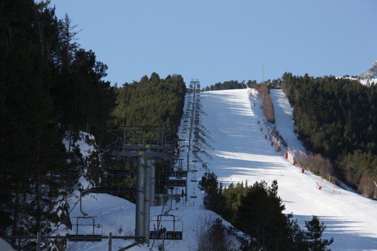 Pista Espot Esquí