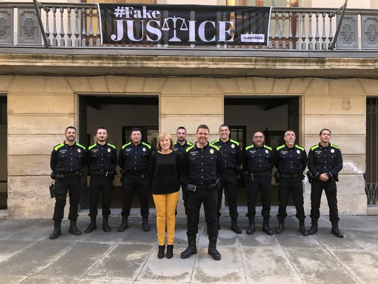 Policia Local de les Borges