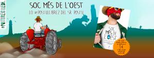 Cartell promocional del nou llibre del Postureig de Lleida