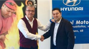 Hyundai és el nou patrocinador de l'Aplec