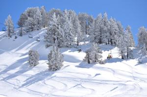 Imatge de Baqueira nevat