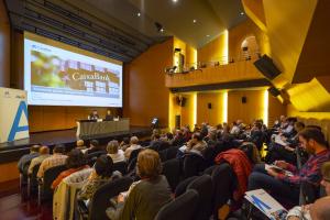Imatge de la jornada de CaixaBank a Lleida