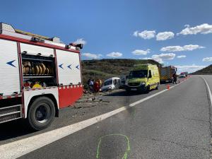 Imatge de l'accident de la C-12