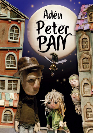 Imatge de l'obra 'Adéu Peter Pan'