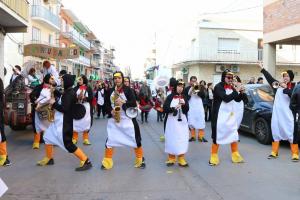 Imatge del carnaval de la Granja d'Escarp
