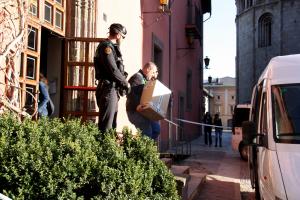 La Guàrdia Civil a la Seu d'Urgell