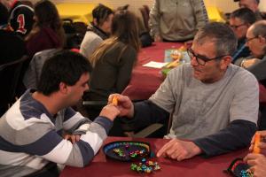 Jocs de taula a la Seu